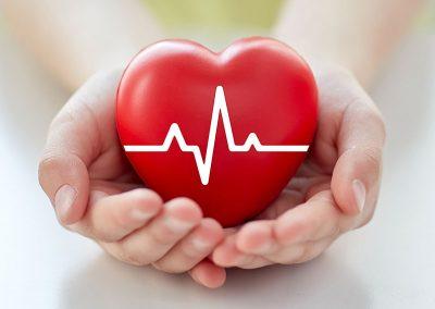 Symbolfoto Herz/Kreislauf