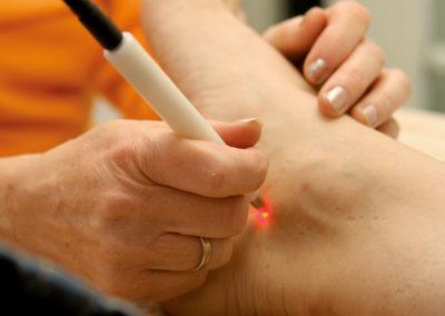 Neue punktuelle Schmerz- und Organtherapie (NPSO)